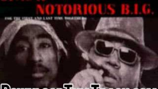 2pac & notorious b.i.g - Radio Edit - Runnin' CDS