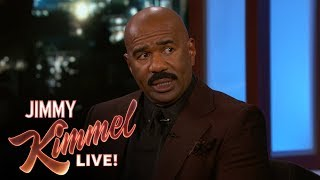 Steve Harvey on His Infamous Memo