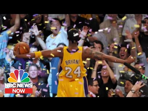 Nike Sells Out Of Kobe Bryant Products After Tragic Death | NBC News NOW