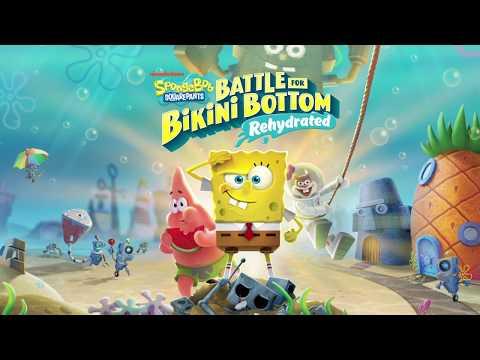 「スポンジ・ボブ」ゲーム版『SpongeBob SquarePants: Battle for Bikini Bottom - Rehydrated』海外発売日決定! | Game*Spark - 国内・海外ゲーム情報サイト