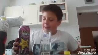 Kofola + enrgi drink
