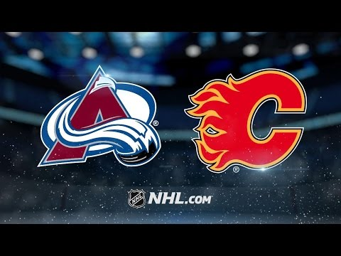 Monahan's four points pace Flames in 4-2 home win