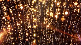 Golden particles background hd | golden particle overlay | Gold background effects | #Goldparticles