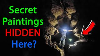 Forbidden Cave Paintings Of Ellora, India