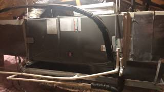 How to Change a Air Filter in Your Air Conditioning Unit - Horizontal configuration