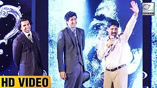 Cricketer Srikkanth's FUNNY Speech At 1983 World Cup Movie Press Conference | LehrenTV