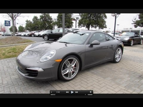 2012 Porsche 911 (991) Carrera S In-Depth Review