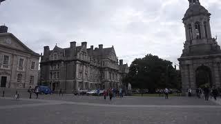 TRINITY COLLEGE DUBLIN IRELAND