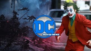 DC Movie News: Swamp Thing Movie? Watchmen teaser and a Harley Quinn new look!