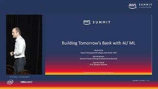 Chye Kit Speaking at AWS Summit SG 2018