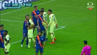 Resumen  América 1-0 Puebla. Liga MX J10 C19