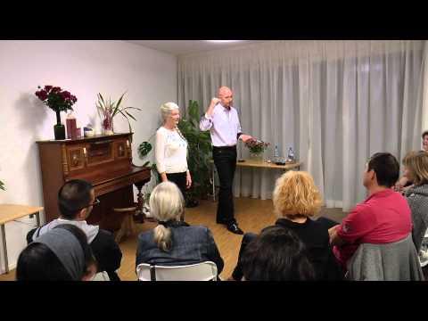 Psi Moments 13 Teil 1 - Richard P. Schoeller - Demonstrationen medialer Fähigkeiten