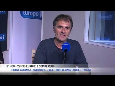 Vidéo de Fabrice Gaignault