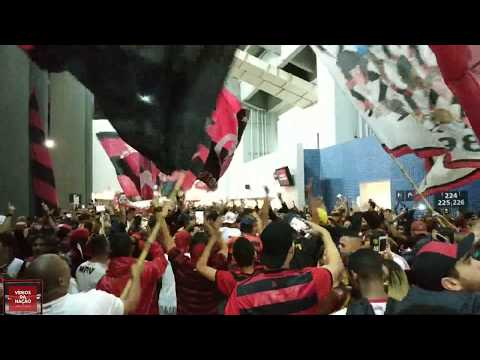"""""""Esquenta da Urubuzada e Nação 12 contra o Internacional - Brasileiro 2019"""" Barra: Nação 12 • Club: Flamengo"""