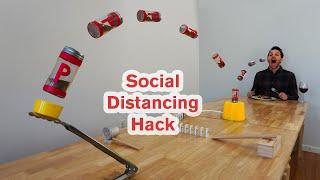 Vignette de Comment se passer le sel tout en maintenant une distanciation sociale ?