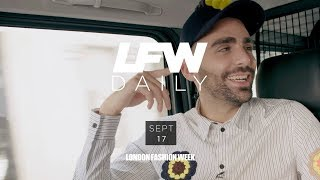 LFW September 2017 | Day 3 Highlights with Phillip Picardi from Teen Vogue US