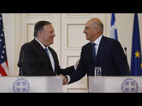 Έκτακτο Συμβούλιο ΥΠΕΞ της ΕΕ – Συνάντηση Ν.Δένδια με Πομπέο για τουρκικές προκλήσεις…