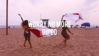 DIPLO - WORRY NO MORE | MEG N PAIGE