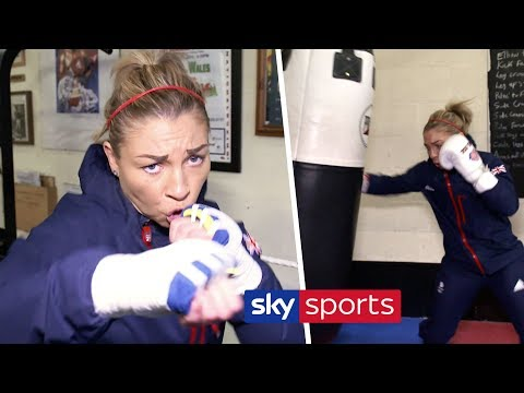 From being a taxi driver to winning the World Amateur Boxing Championships | Lauren Price 🥊
