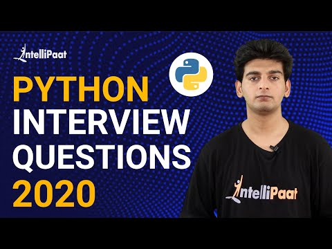 Top Python Interview Questions and Answers