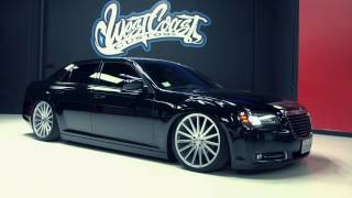 West Coast Customs | 300C e-Level Install