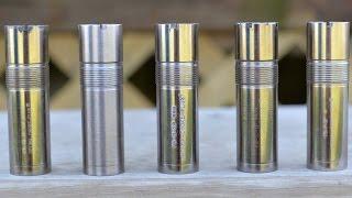 Shotgun Choke Tube Basics