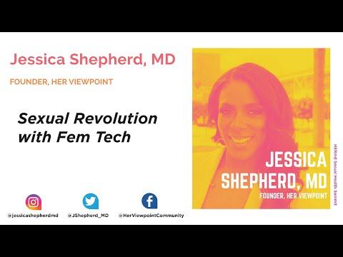 Dr. Jessica Shepherd – Sexual Revolution with Fem Tech