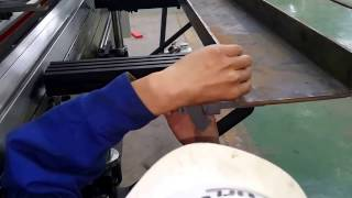 Accurl 6 axis CNC Press Brake