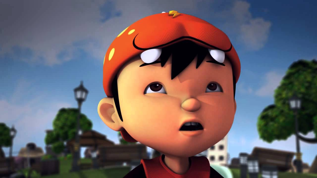 BoBoiBoy English Season 1 Episode 1