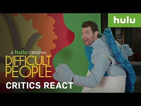 Difficult People Season 2 Promo 'Critics'