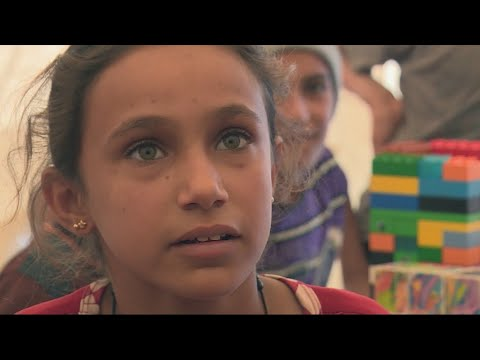 Iraq: Children of Fallujah try to rebuild their lives