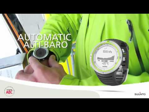 Suunto Core introduction