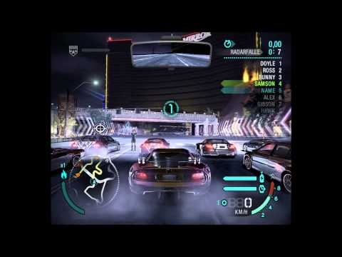 Need for Speed Carbon | Los Colibries Car