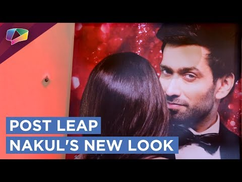 Nakul Mehta's New Look As Shivansh | Ishqbaaz
