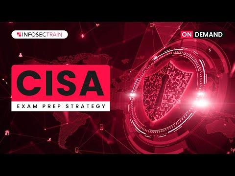 Introduction to CISA | CISA Preparation & Exam Strategy | CISA ...