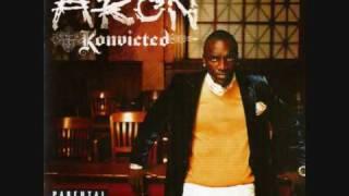 Akon Locked Up lyrics