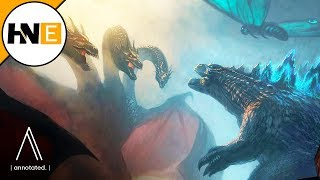 Godzilla's Secret Allies in Godzilla King of the Monsters