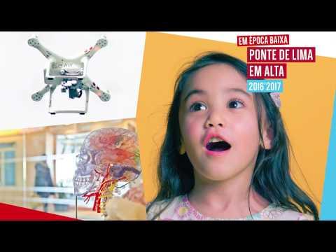 Video I Feira da Educação, Ciência e Tecnologia em Ponte de Lima