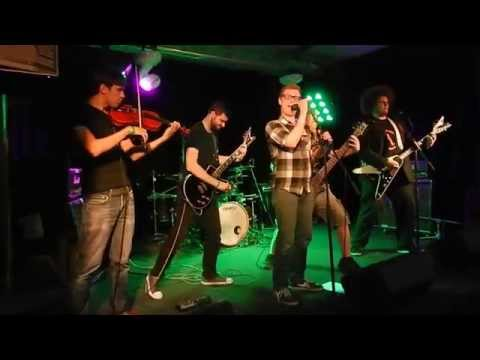 Tetusis - Tetusis - Deliberation by Dawn (Live Music city club 2015)