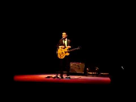 Jorge Drexler - Era de amar (Porto Alegre 20/07/08)