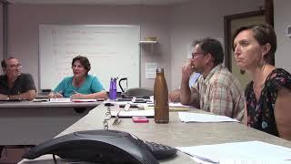 VSBA Board Resolution Discussion