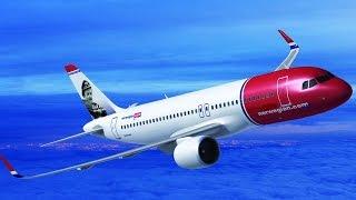 В США за $65: новые тарифы от Norwegian Air International