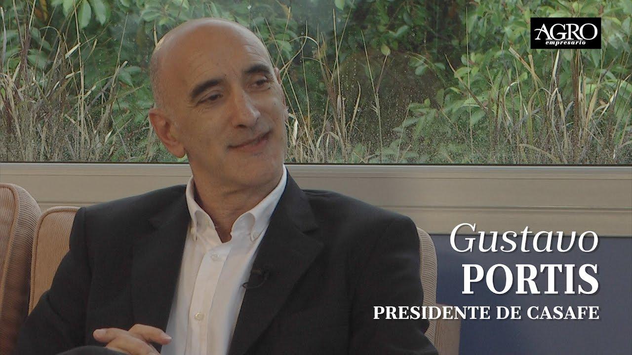 Gustavo Portis - Presidente de CASAFE