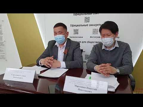 Министр Молодежи Якутии, Степан Саргыдаев, о грантах Главы Якутии