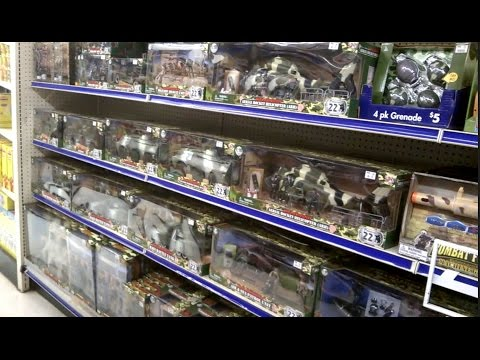 Big Lots - Huge Toy Soldier Collection - World Peacekeepers Army Action Figures and Vehicles