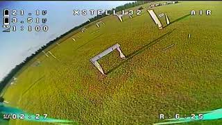 Throttle Limits= Faster Laps!!! RAW FPV Racing Practice Video