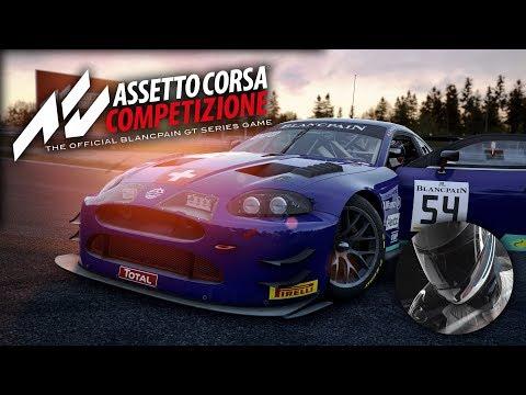 ASSETTO CORSA COMPETIZIONE #5 - Jaguar G3 - Zolder