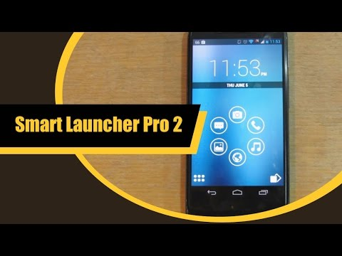 Smart Launcher Pro 2 – Customization app [Review] [Android]