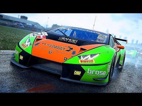 Trailer de Assetto Corsa Competizione