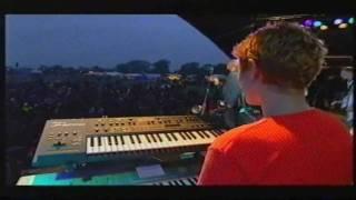 Faithless - God Is A DJ live @ Glastonbury '98